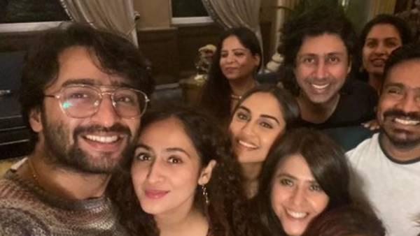ALSO READ: Ekta Kapoor Shares A Lovely Birthday Wish For Shaheer Sheikh, Calls Him 'Jeejajeee'