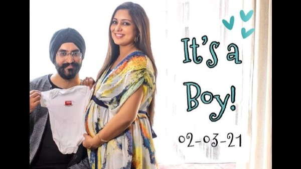 Harshdeep Kaur Blessed With A Baby Boy; Singer Says 'Our Junior Singh Has Arrived'