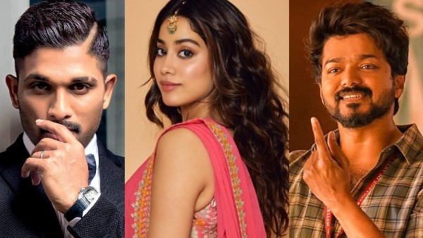 B'day Spl: South Heroes We Would Love To See Opposite Janhvi
