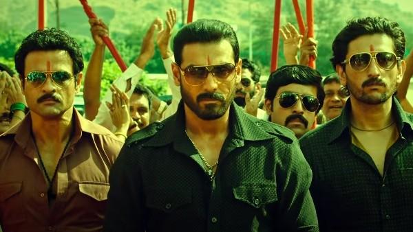 Mumbai Saga Day 4 Box Office Collection: John Abraham-Emraan Hashmi's Film  Stays Steady - Filmibeat