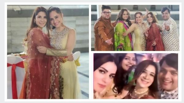 ALSO READ: Muskaan Nancy & Hansika Motwani's Brother Prashant's Wedding Festivities Begin; Shraddha & Hunar Attend