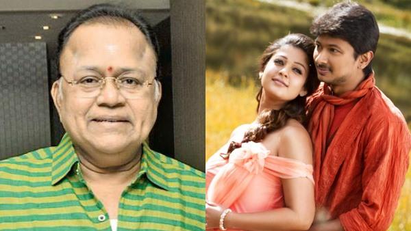 Radha Ravi Makes Controversial Remark Against Nayanthara And Udhayanidhi Stalin [Video]