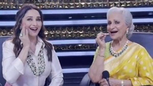 ALSO READ: Madhuri Dixit And Waheeda Rehman Charm Everyone As They Perform On Paan Khaye Saiyaan Humaro, WATCH