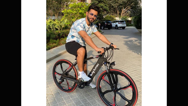 ALSO READ: Bigg Boss 14: Rahul Vaidya Takes A Ride On The E-Bike Gifted To Him By Host Salman Khan