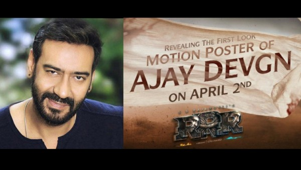 ALSO READ: RRR: Confirmed! First Look Motion Poster Of Ajay Devgn To Release On April 2; Actor Expresses Excitement