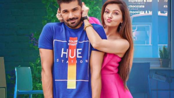 Marjaneya Song: Rubina Dilaik And Abhinav Shukla's Chemistry Is The Show-Stealer