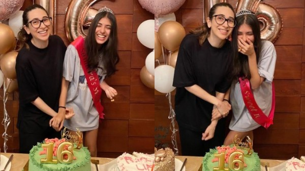 Karisma Kapoor Shares Pics From Daughter Samaira's Birthday Bash; Says 'You Will Always Be My Little Princess'