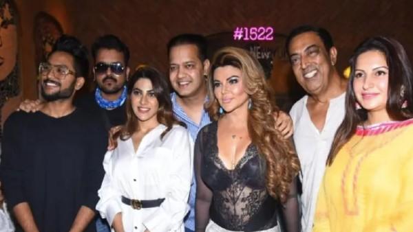 Rakhi Sawant Hosts A Bigg Boss 14 Party: Nikki Tamboli, Jaan Kumar Sanu, Sonali Phogat & Others Attend