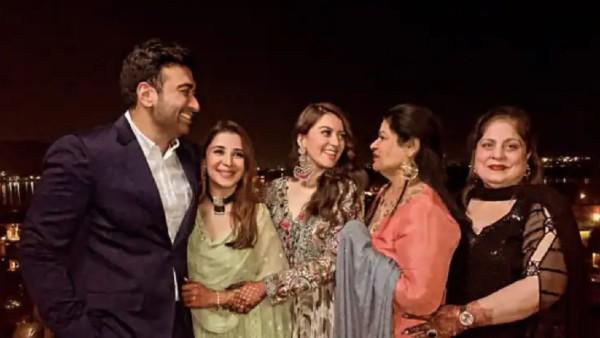 ALSO READ: Hansika Motwani Shares Photos From Brother Prashant & Mata Ki Chowki Fame Muskaan Nancy's Pre-Wedding Function