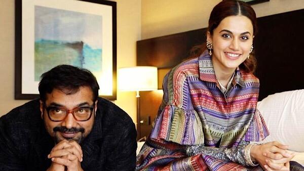 <strong>ALSO READ: </strong>Swara Bhasker, Anubhav Sinha & Others Show Support For Anurag Kashyap, Taapsee Pannu Amid IT Raids