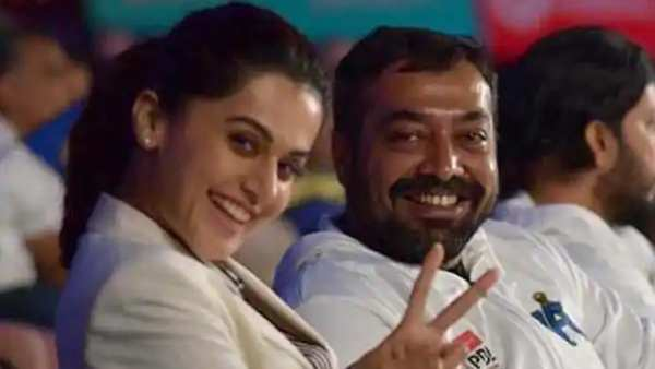 Taapsee Pannu, Anurag Kashyap Resume Shooting For Dobaaraa In Pune After IT Raids