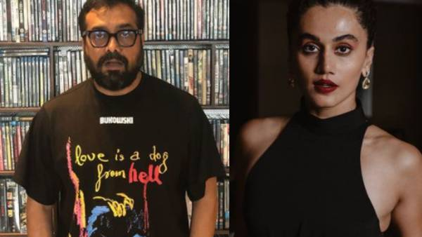 IT Raids The Properties Of Taapsee Pannu And Anurag Kashyap