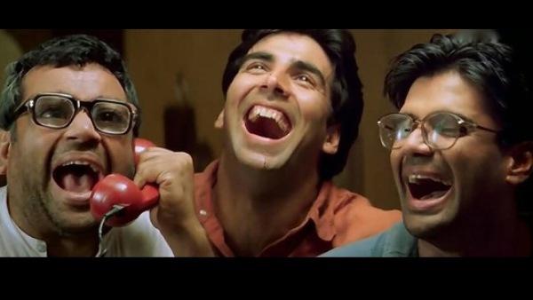 ALSO READ: Akshay Kumar And Suniel Shetty Taking A Trip Down Memory Lane As Hera Pheri Turns 21 Will Make One Nostalgic