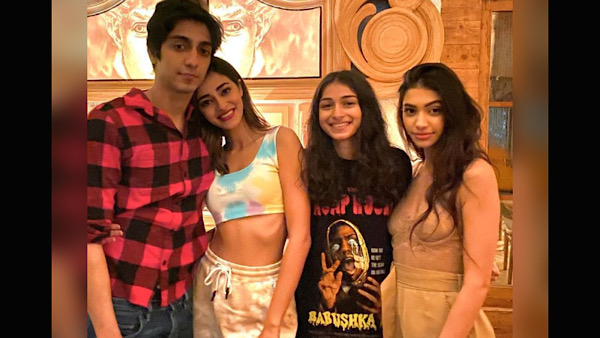 ALSO READ: Ananya Panday Shares A Happy Picture From Her Reunion With Alanna Panday