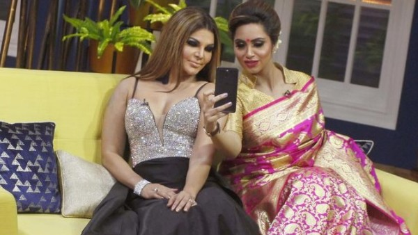 Arshi Khan & Rakhi Sawant Are Not On Talking Terms?