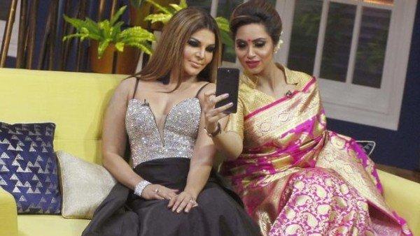Arshi Khan & Rakhi Sawant Are Not On Talking Terms?