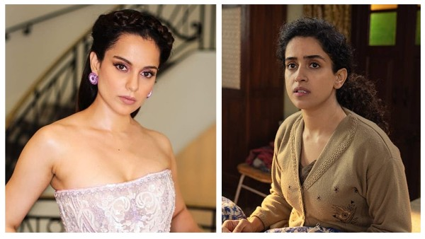 ALSO READ: Kangana Ranaut Praises Sanya Malhotra's Performance In Pagglait, Says 'Glad People Are Recognising Her Talent'