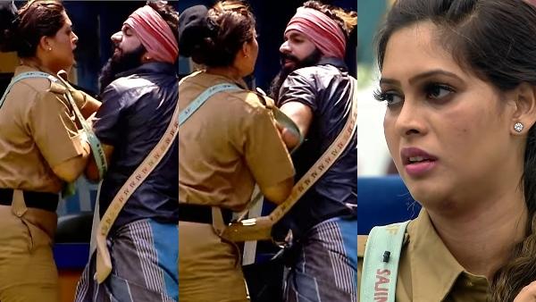 Bigg Boss Malayalam 3: Sai Vishnu Injures Sajna Firoz; Luxury Budget Task Gets Cancelled