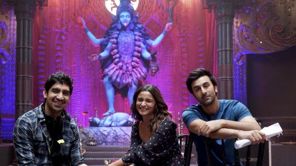 Brahmastra: Alia Bhatt Shares A BTS Pic With Ranbir Kapoor