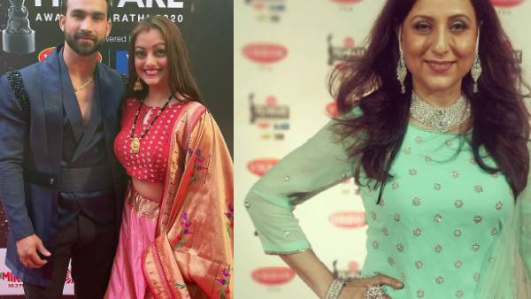 Filmfare Awards Marathi 2020: Manasi Naik Kharera And Kishori Shahane Vij Make A Strong Style Statement