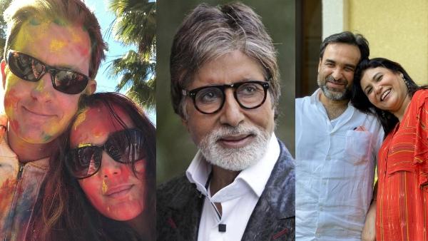ALSO READ: Holi 2021: Amitabh Bachchan, Pankaj Tripathi, Preity Zinta & Others Wish Fans