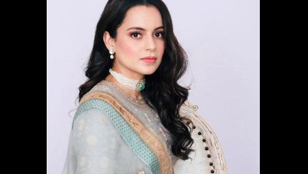 Kangana Ranaut Shares A Glimpse Of Her Prep For Tejas; Talks About Hardships Of A Solider