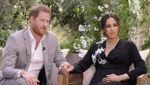 Meghan Markle Opens Up About Suicidal Thoughts, British Press And The Firm In Interview With Oprah Winfrey