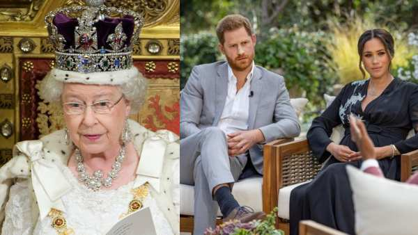 <strong>ALSO READ: </strong>Whole Family Saddened: Buckingham Palace Breaks Silence On Meghan-Harry's Claims In Oprah Winfrey Interview