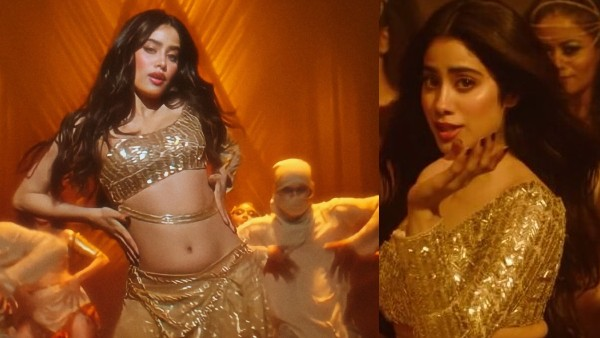 Roohi Song Nadiyon Paar: Janhvi Kapoor Sizzles In The Revamped Version Of Shamur's 'Let The Music Play'