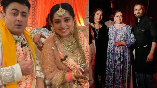 Nidhi Dutta Ties The Knot With Binoy Gandhi; See Pictures