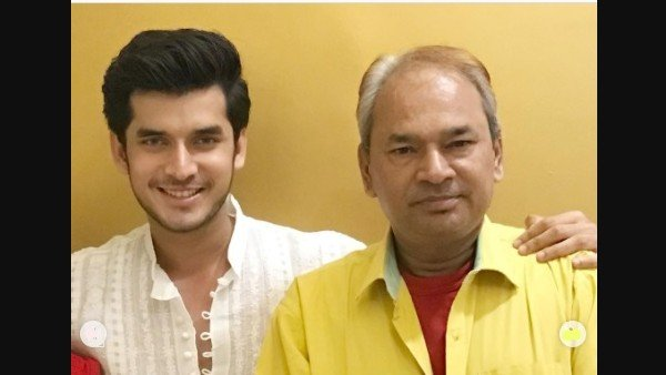 ALSO READ: Anupamaa's Paras Kalnawat Shares Emotional Post After Father's Death; Sudhanshu & Anagha Console Him