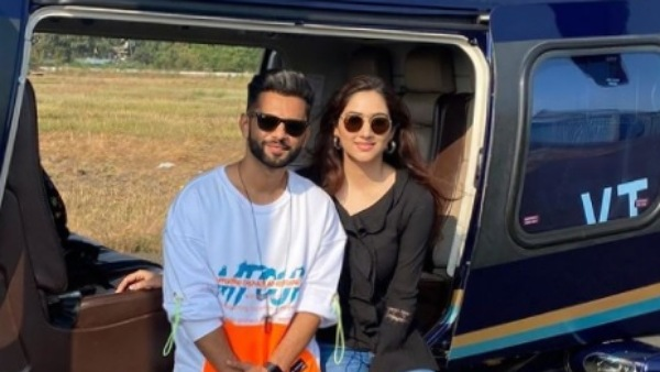 Rahul Vaidya & Disha Parmar's Friendship Started From Instagram Chat; Couple To Get Married Soon