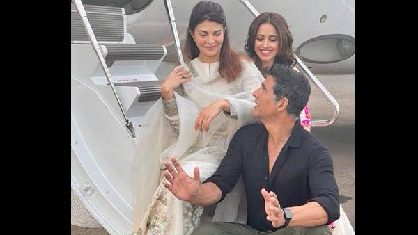 ALSO READ: Ram Setu: Akshay Kumar Leaves For Ayodhya To Commence Shoot; Says 'A Special Film, A Special Start'