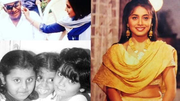 Happy Birthday Rani Mukerji: These Rare Pictures Are All About 'Thoda Pyaar, Thoda Magic'