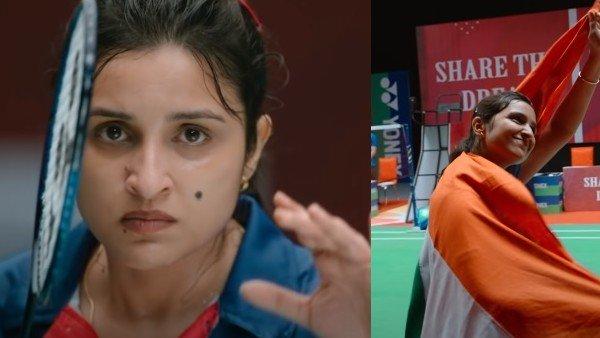 Parineeti Chopra Scores High In Saina Teaser