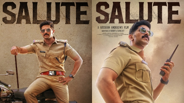 Salute: Dulquer Salmaan Reveals His Character In The Rosshan Andrrews Directorial