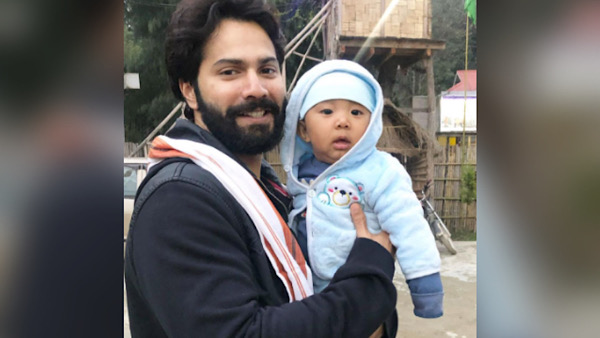 Also Read: Varun Dhawan Bonding With A Baby From Arunachal Pradesh Is The Cutest Sight