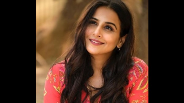 Vidya On How She Overcame Criticism Of Her Weight