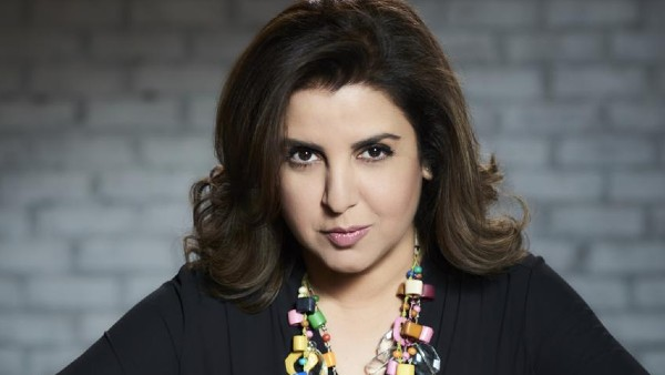 Farah Khan Caught Smelling Mangoes After Removing Her Mask On Camera; Trolls Blast Her For Being Irresponsible