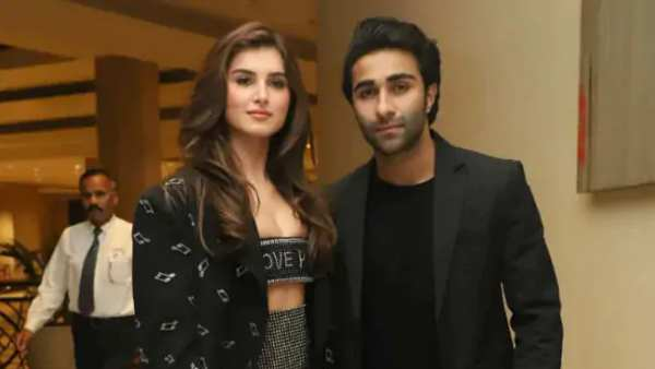 Aadar Jain Says GF Tara Sutaria Brings Him A Sense OF Calm And Peace; 'We Are Good For Each Other'