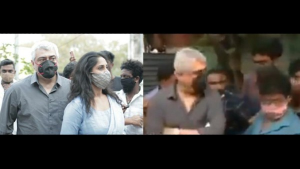 Tamil Nadu Elections 2021: Ajith Gets Upset And Snatches Mobile As Fan Takes Selfie; Video Goes Viral