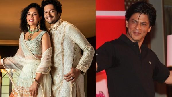 ALSO READ: Ali Fazal Reacts To Girlfriend Richa Chadha Expressing Her Love For SRK; Says 'Zara Ghar Aaiye'