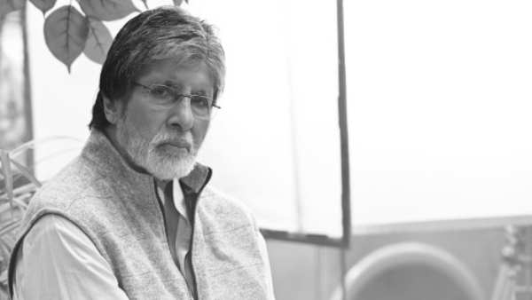 Big B On Partial Lockdown In Maharashtra