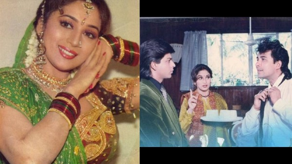 ALSO READ: Madhuri Dixit Celebrates 27 Years Of Anjaam By Sharing Throwback Pictures With Shah Rukh Khan & Deepak Tijori