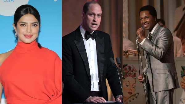 BAFTA Awards 2021: Priyanka Chopra, Prince William, Leslie Odom Jr Set To Present & Perform On Opening Night