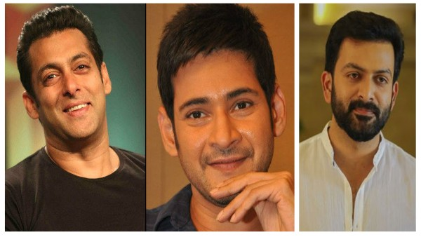 Salman, Mahesh And Prithviraj To Launch Teaser Of Major