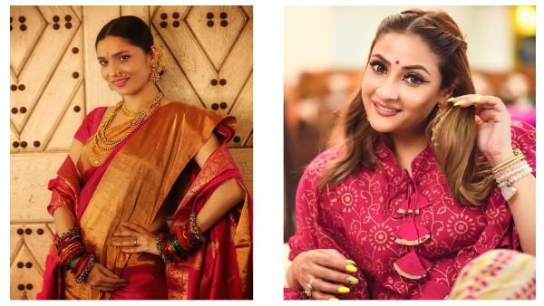 Ankita Lokhande, Rahul Vaidya, Urvashi Dholakia And Other TV Celebs Wish Fans Happy Gudi Padwa