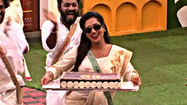 Bigg Boss Malayalam 3: Remya Panicker Re-Enters The House!