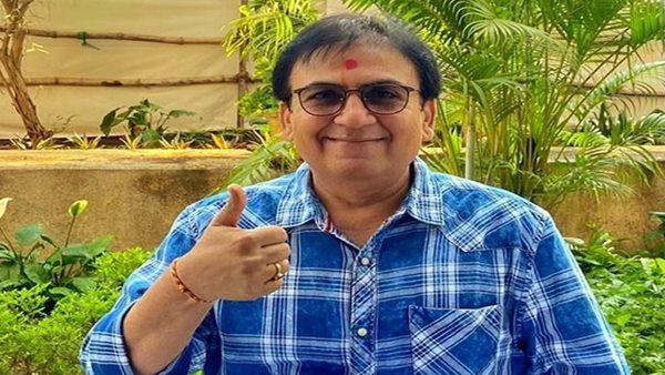Dilip Joshi Aka Jethalal From Taarak Mehta Ka Ooltah Chashmah Takes First Dose Of COVID-19 Vaccine