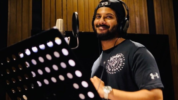 Dulquer Salmaan Turns Playback Singer For Hey Sinamika; Pictures Take Social Media By Storm!